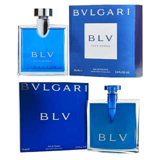 Bulgari Blu (BLV) Perfume Testers