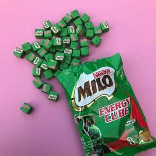 Milo energy cube 50 pcs