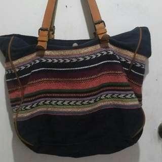 Zara Trafaluc Aztec Bag