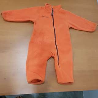 baby overall 74cm