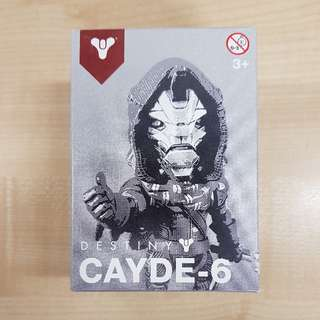 Destiny 2 Limited Edition Cayde-6 Figurine