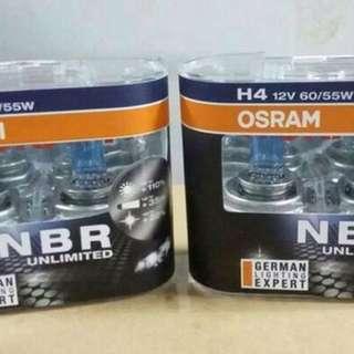 Osram H4 NBR Unlimited 12V 60/55W