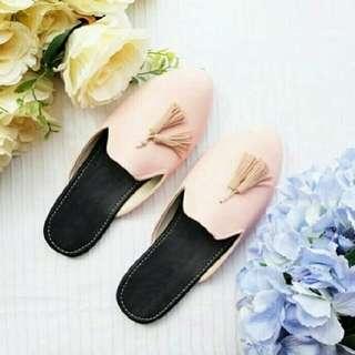 Moncheri Tassel - Sandals