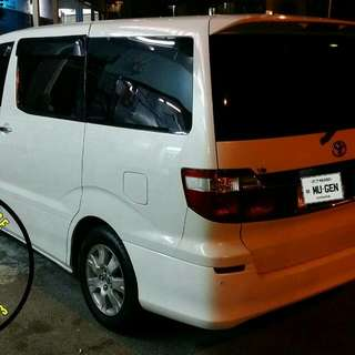 Repair Power Door Vellfire Alphard Estima