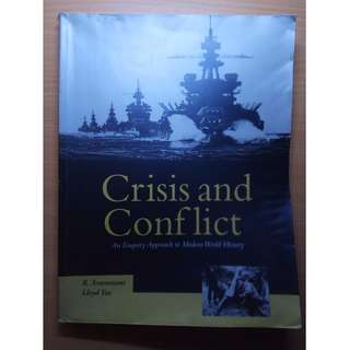 O Level History Textbook - Crisis and Conflict