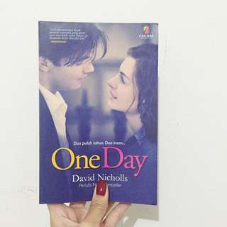 (Bahasa) One Day by David Nicholls