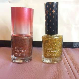 Missha The Style Nail Polish