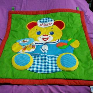 Chicco Baby Padded Colourful Play Mat