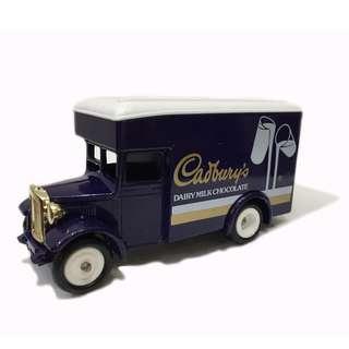 🚚 【英國製】復古老車款模型 Cadbury