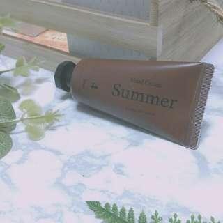 韓國ALAND MUSEUM首爾香氛護手霜 - Summer竹園