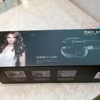 韓國自動捲髮器