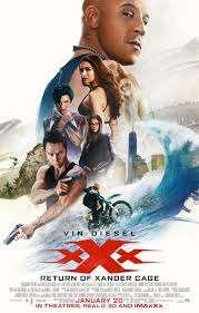 限制級戰警:重返極限 xXx: The Return of Xander Cage 2017 1080P高清DVD 繁體中文字幕