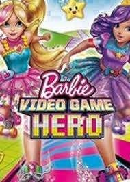 芭比:電玩英雄 Barbie Video Game Hero 1080P高清DVD 繁中字幕