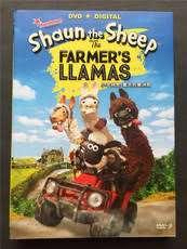 笑笑羊大電影:農夫的美洲鴕 Shaun the Sheep: The Farmer's Llamas 1080P高清DVD 繁中字幕