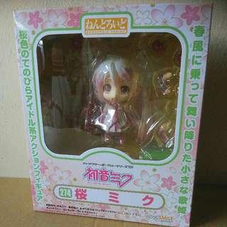 Good Smile Company Nendoroid 274 Sakura Miku
