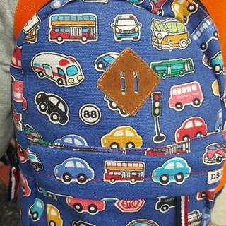 兒童布面背包