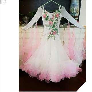 跳舞裙 細碼 dancing dress size small 95% new