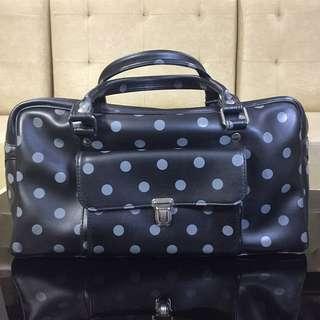 CDG X H&M Polka dot bag