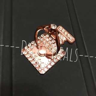 Rose Gold Phone Holder Ring