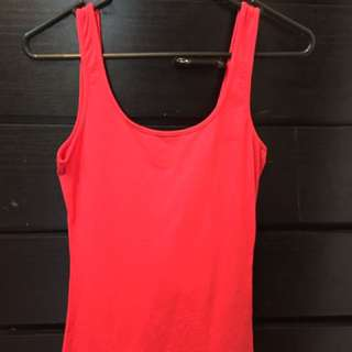 Lolitta women's red singlet