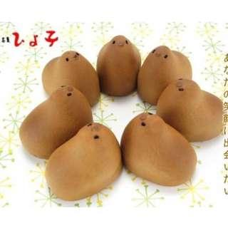 日本小雞饅頭 9個入