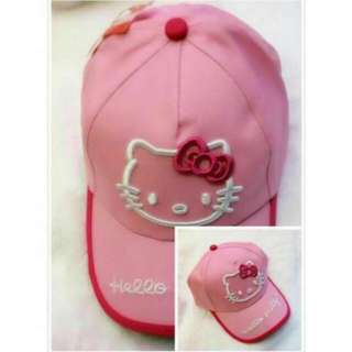 Hello Kitty Cap (Bundle Of 2)