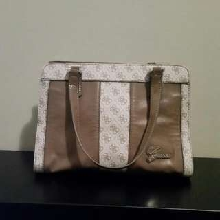 Brown Guess Bag