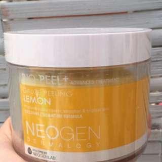 Neogen Bio Peel Gauze Peeling Lemon