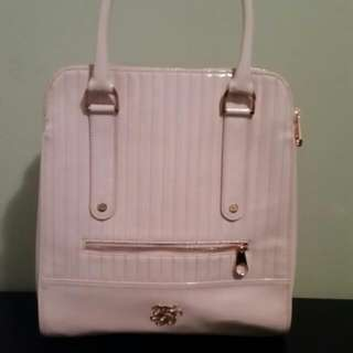 Ted Baker Bag Pink & Rose Gold