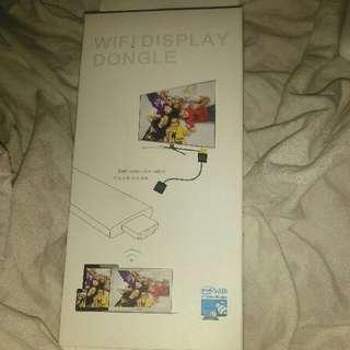 🚚 HDMI手機wifi轉電視器
