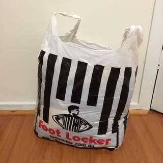 A whole bag of stuff