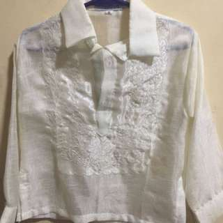 Pre-loved barong