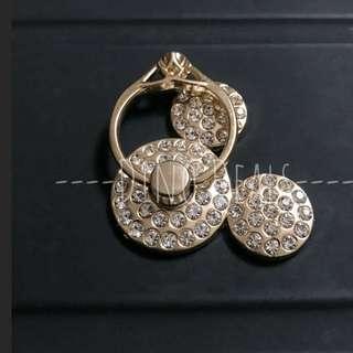 Gold Phone Holder Ring