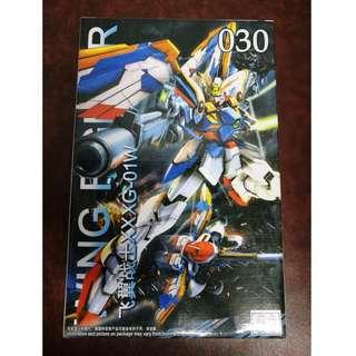 Wing Fighter Gundam