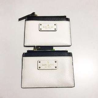 Kate Spade Card Holder With Zip