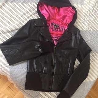 Metal Mulisha Leather Jacket