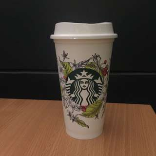 Starbucks Reusable To Go Cup