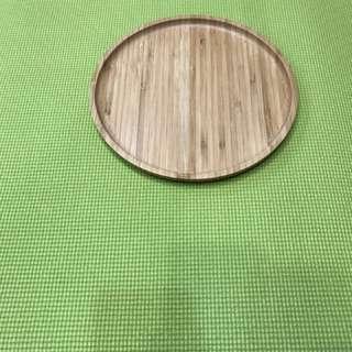 日式實木托盤