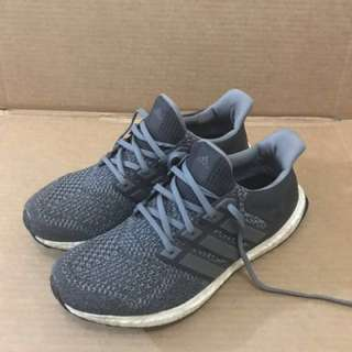 Adidas Ultra Boost Mystery Gray size 10