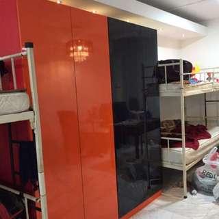 Male  Bed. Rent $350 Per Bed 504 Bukit Batok St 52 Near Mrt  02-