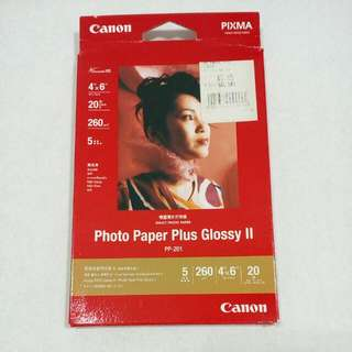 Photo Paper Plus Glossy Ⅱ