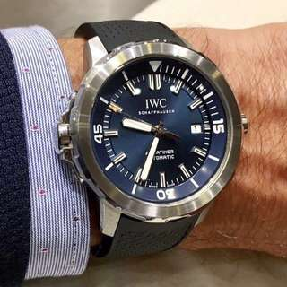 "IWC Aquatimer ""Expedition Jacques-Yves Cousteau"" IW329005"