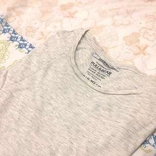 Pullandbear basic tshirt