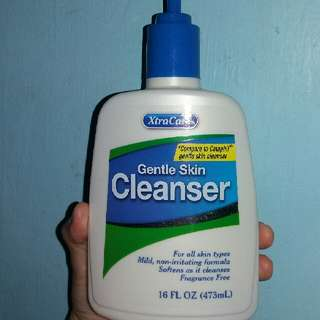 Gentle Cleanser (dupe for Cetaphil)
