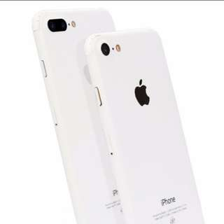 High Quality Skin/Wrap for Apple iPhone (White or Black)