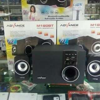 Speaker Aktif MEGABASS Bluetooth ADVANCE M180BT