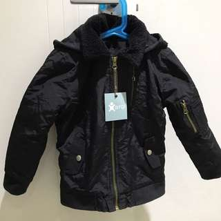 Boys Parka Jacket