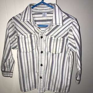 Boys Gap Dress Shirt
