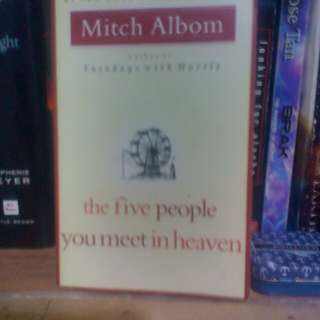 The Five People You Meet In Heaven(mitch Albom)