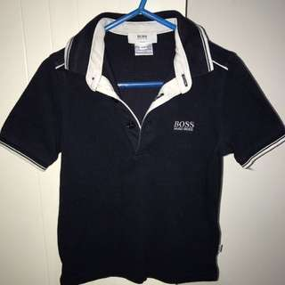 Boys Hugo Boss Polo Shirt